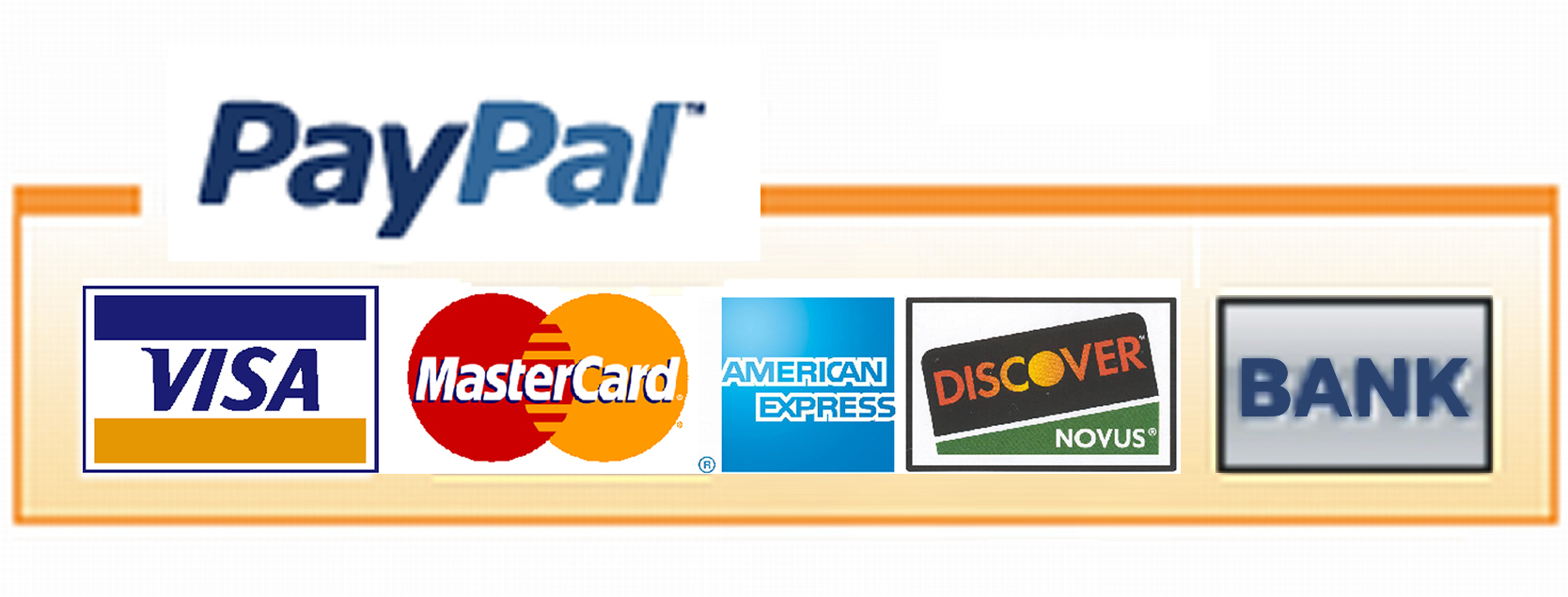 paypal logo  Pay With